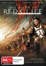 The Battle of Red Cliff (DVD, 2010)B21-AP18-LIKE NEW