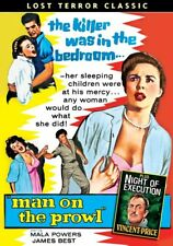 Man on the Prowl / Night of Execution NEW DVD