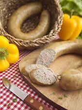 Original Thüringer Leberwurst geräuchert Hausschlachter Art ca. 400 g