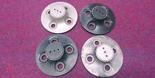 Triumph TR-6 Set of four hubcaps