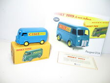 Atlas Dinky Toys 25bv Peugeot D3a Fourgon CIBIE