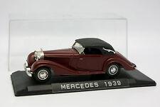Solido 1/43 - Mercedes 1939 Rosso