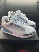 Nike Air Jordan 3 Retro UNC (2020) Size 10
