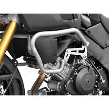 Sturzbügel Schutzbügel Suzuki DL 1000 DL1000 V-Strom VStrom ab Bj. 2014- Silber