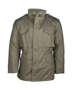 Giacca Parka M65 Field Jacket Militare Americana M 65 Verde OD - Nuova