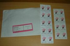 Briefmarken Kaktusblüte Argentinien 1987 Mi.Nr.1855 10er Streifen