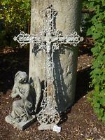 Nr.3745 Altes Grabkreuz Feldkreuz Wegkreuz Kreuz mit Korpus Jesus