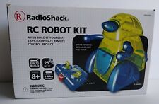 Rare, Radio Shack Rc Robot Kit Vintage collectible Gift in retail box Space Toy