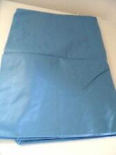 Inlett Kopfkissenbezug mit Konsumschild ...DDR ca 77 x 80 cm neu blau