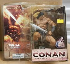 "McFarlane Conan Series 2: Conan The Warrior 6"" Figure"