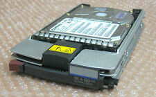 "Compaq, 3.5"", 36.4Gb, 10K Ultra 3 SCSI Hard Drive BD03664545, Caddy 232431-002"