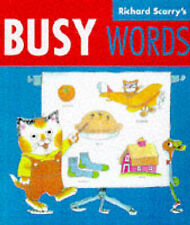 Busy Words (Mini books), Scarry, Richard,  Book