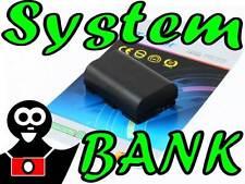 Batteria POTENZIATA per LP-E6 LPE6 - CANON EOS 60D 6D 7D 5D MARK II III / CHIP