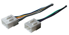 Mazda Aftermarket Radio Stereo Install Car Wire Wiring Harness Cable Plug