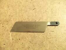 C.S. Osborne # 51 1/2B  Draw Gauge Blade