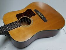 1970 GUILD D 35 STEEL STRING ACOUSTIC - made in USA
