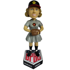 All-American Girls Professional Baseball AAGPBL Milwaukee Chicks Bobblehead