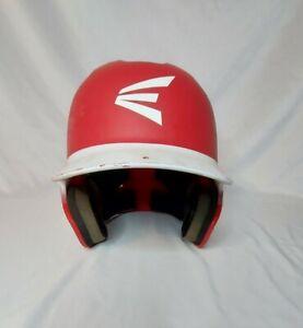 Easton Batting Helmet 6 7/8 7 5/8 Red