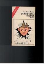 Hans Peter Richter - Damals war es Friedrich - 1980