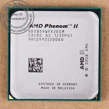 AMD Phenom II X2 B59 3.4 GHz HDXB59WFK2DGM Socket AM3 CPU Prozessor 3400MHz