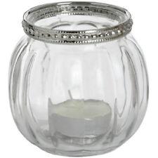 Große Deko-Laternen aus Glas