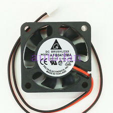 3pcs Brushless DC Cooling Fan 5 Blade 12V 40x40x20mm 4020S Fit computer cases