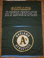 NWOT Set Of 2 Oakland Athletics logo Decorative Pillowcases - Playoff Bound!