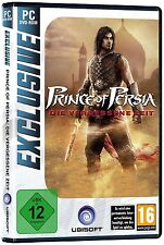 Prince of Persia-el tiempo olvidada para PC nuevo/en el embalaje original/alemán