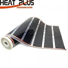 Pellicola di riscaldamento a pavimento Kit 1m larghezza 220 Watt/m per Sotto Laminato/pavimento solido