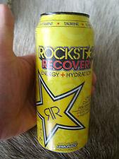 ☸ڿڰۣ-* ☸Rockstar Energy>1 full Can, Recovery lemonade 16 oz☸ڿڰۣ-* ☸