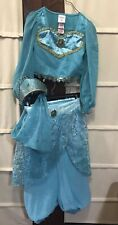 Disney Aladdin Princess Jasmine Girls Dress/Halloween Costume-size 5/6