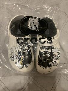 Luke Combs x Crocs Classic Skeleton Lined Clog Mens 5 Womens 7 ✅ IN HAND! ✅