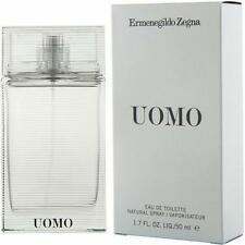 UOMO de Ermenegildo Zegna - Colonia / Perfume EDT 50 mL - Hombre / Man / Homme
