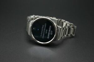 Huawei 42mm Original Smart Watch Silver Steel Band - Silver