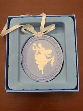 2009 Blue Jasperware Wedgewood Annual Christmas Ornament