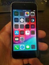 Apple-iPhone-SE-64GB-Black-Smartphone-unlocked-Bell-Chatr-Fido-AT&T,Telus...