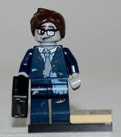 NEW LEGO MINIFIGURES SERIES 14 71010 -  Zombie Businessman