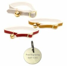 Ancol Personalised Cat Collars & Tags