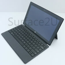 BUNDLE Microsoft Surface PRO 64GB Type 2 Cover Keyboard w Backlighting Fast Ship