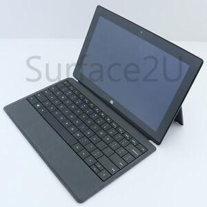 BUNDLE Microsoft Surface PRO Windows 10 i5 128GB & Baclit Type 2 Cover Keyboard