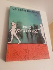Half Girlfriend By Chetan Bhagat Book New - See Other Items