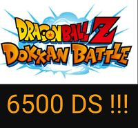 Compte dokkan battle global ANDROID farmed 6500/6550 DS with 1 LR!!!!