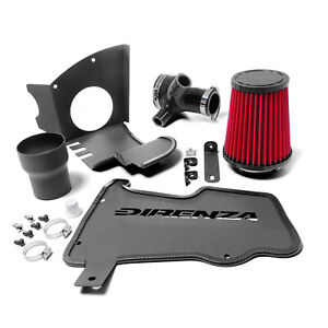 DIRENZA FROID AIR INDUCTION SPORT APPORT POUR FILTRE KIT PEUGEOT 207 GTI 06-14