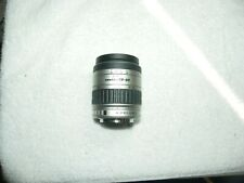 Pentax-lens-FA 28-80mm,Silver, Lens works,Useds