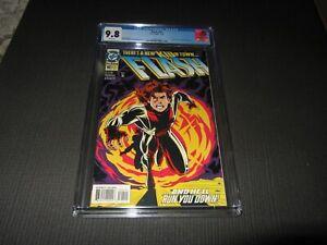 Flash 92 CGC 9.8, 1st Impulse (Bart Allen) DC 1994