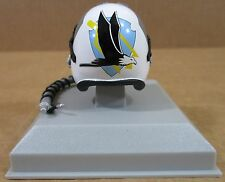 "CDC Armour Pilot Helmet U.S. Navy ""Marauder"" Die-Cast 1:8 Scale! NEW - Art #6059"