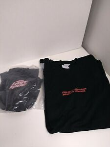 2004 Dennis Hopper The Last Ride T-shirt And Hat Movie Promo