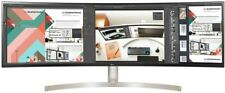 LG UltraWide 49WL95C 49 Inch Curved Monitor 32:9 Dual QHD IPS HDR10 and USB Type