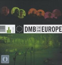 Dave Matthews Band-Europe (Ltd. ed.) 3 CD + DVD NUOVO