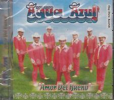 Conjunto Agua Azul Amor Del Bueno CD Nuevo Sealed
